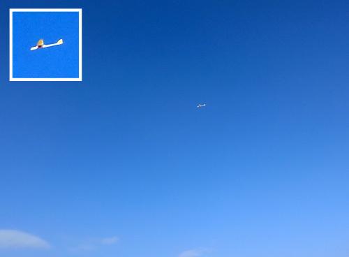 Mさんの機体。 その1。