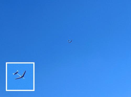 竿ランチ機、飛行ちう~!その2。