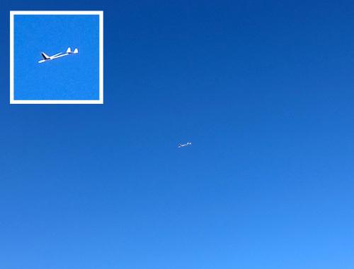 竿ランチ機、飛行ちう~!その1。
