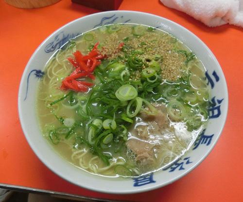 19日、長浜で腹ごしらえ。