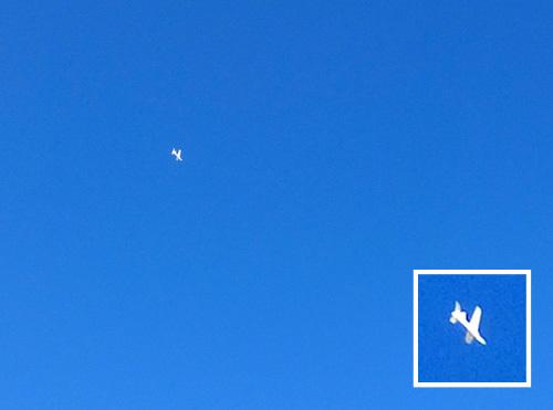 ジェット・ファイター! 飛んでるトコ、その2。