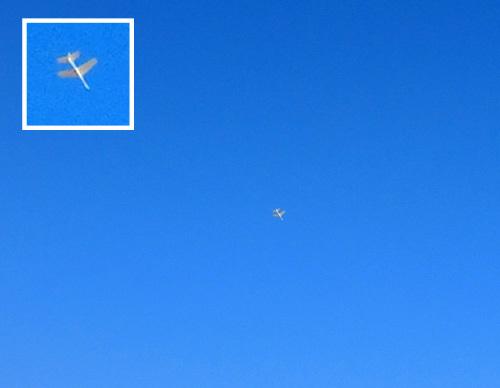 ジェット・ファイター! 飛んでるトコ、その3。