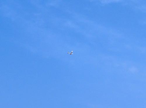 17日自由機、飛んでるトコ~! その3!