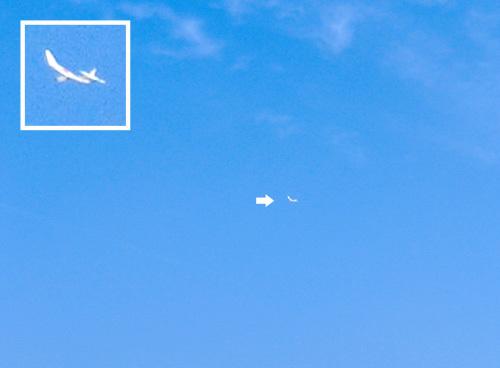 17日自由機、飛んでるトコ~! その2!
