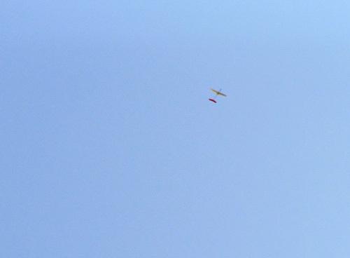 17日自由機、飛んでるトコ~! その1!