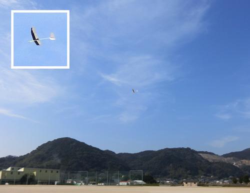kh-181、飛んでるトコ~! その1。