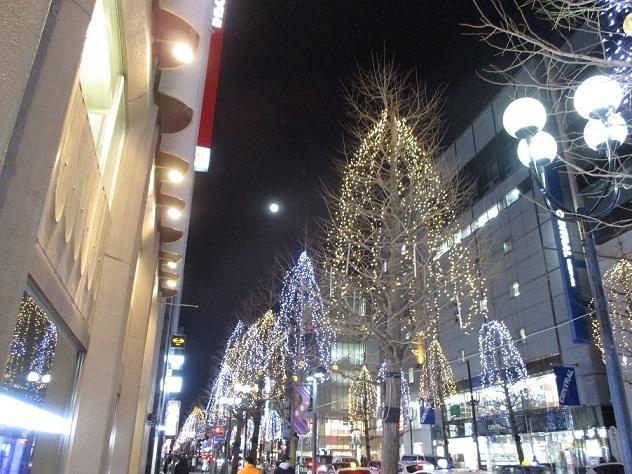 イルミネーション大通札幌