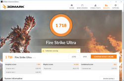 GTX 1050Ti Max-Q_Fire Strike Ultra_01