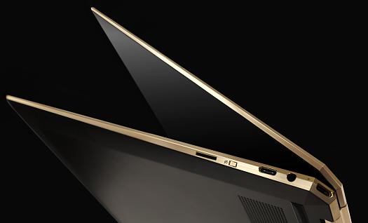 HP-Spectre x360 13-ap0000_側面のデザイン