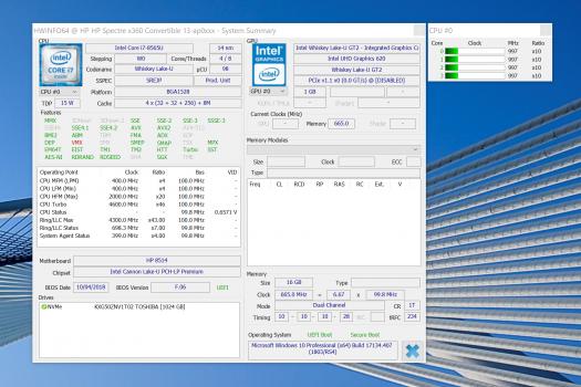 スクリーンショット_スペック_Core i7-8565U