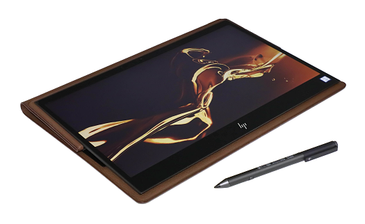 HP Spectre Folio 13_タブレットモード(Tablet Mode)