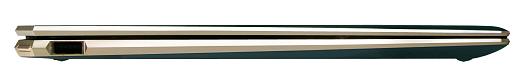 Spectre x360 13 ap0000_ポセイドンブルー_左側面_IMG_8558-2