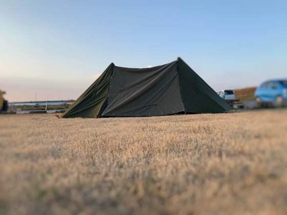 ポーランド 軍 テント