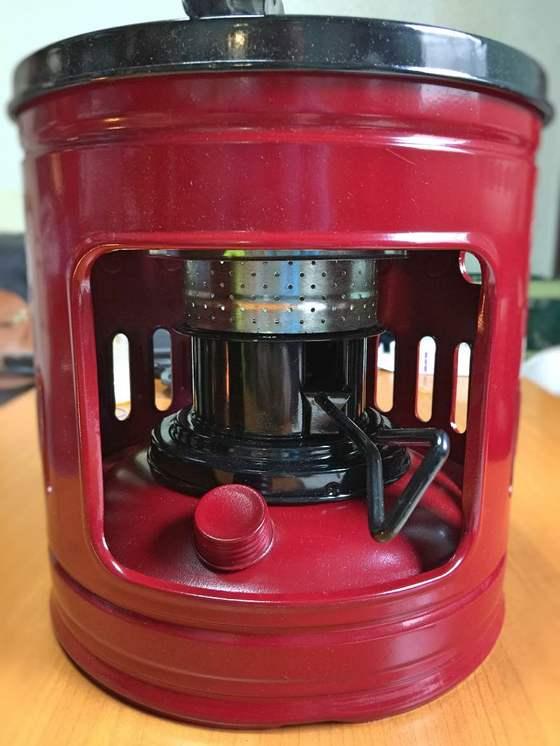 ストーブ 小型 灯油
