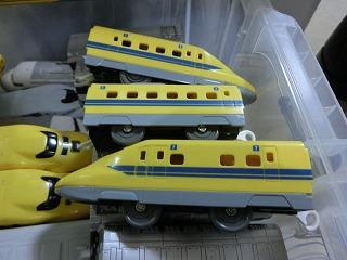 「S-07 ライト付923形ドクターイエロー T4編成」 側面 ②