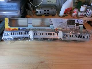 「S-56 東京メトロ日比谷線13000系」 開封後