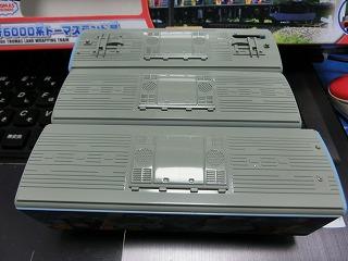 「SC-04 富士急行6000系トーマスランド号」 屋根