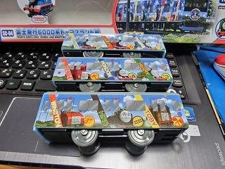 「SC-04 富士急行6000系トーマスランド号」 側面