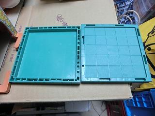 パネルステーション屋根(緑色) ②