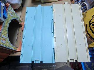 PS線路部品(土台/床板) ストップレール機能なし(1)