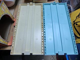 PS線路部品(土台/床板) ストップレール機能なし(1) ②