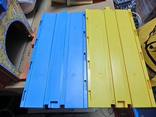PS線路部品(土台/床板) ストップレール機能なし(2)