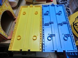 PS線路部品(土台/床板) ストップレール機能なし(2) ②