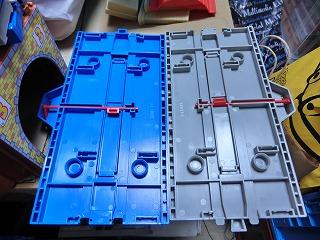 PS線路部品(土台/床板) ストップレール機能あり ③