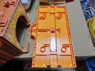 PS線路部品(土台/床板) ストップレール機能あり ④