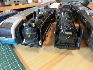D51-151号機&C61-20号機