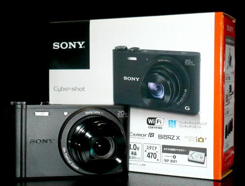 SONY DSC-WX350 デジタルスチルカメラ Cyber-shot