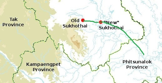 map sukohoythai