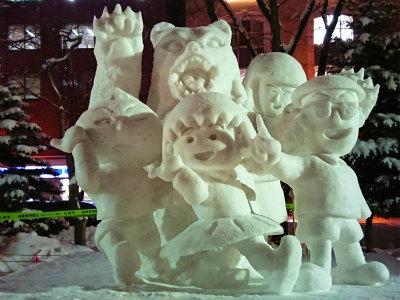 2019雪まつり6