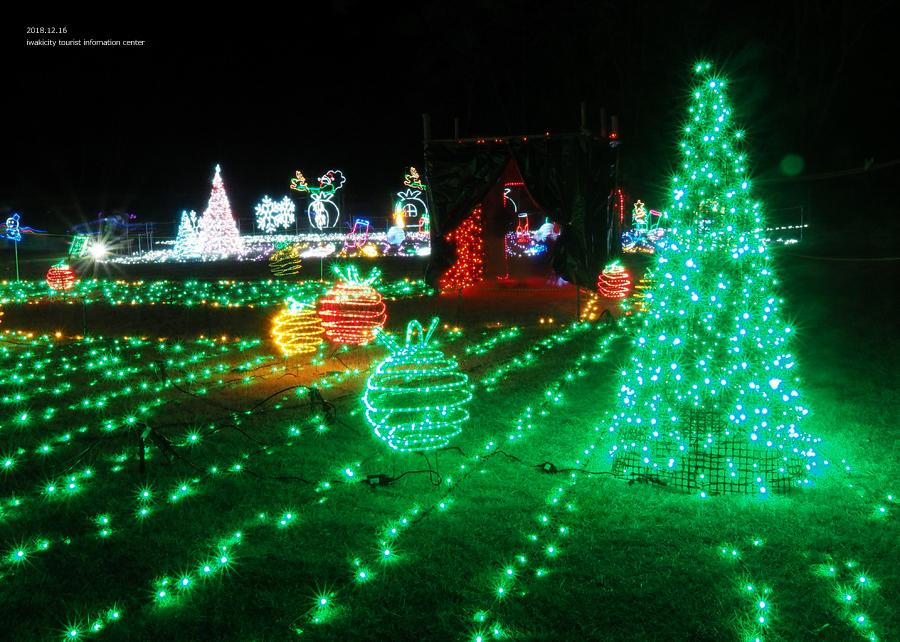 「よつクリスマス イルミネーションズ2018」イベントリポート! [平成30年12月17日(月)更新]ワンダーファーム9