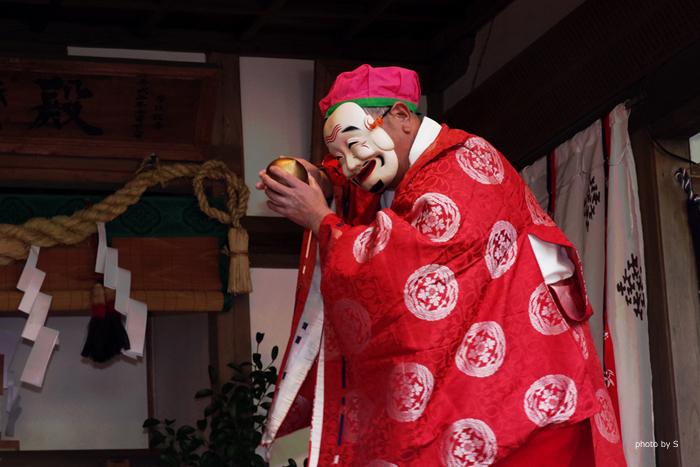 大國魂神社にて「初音祭」が執り行われました! [平成31年1月18日(金)更新]12