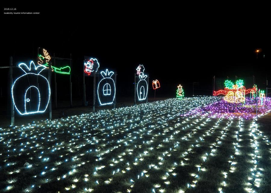 「よつクリスマス イルミネーションズ2018」イベントリポート! [平成30年12月17日(月)更新]ワンダーファーム10