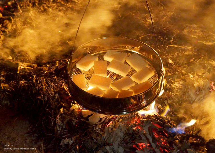 大國魂神社にて「鳥小屋」のお焚き上げが行われました! [平成31年1月9日(水)更新]14