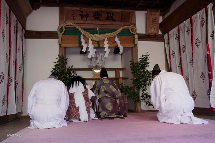 大國魂神社にて「初音祭」が執り行われました! [平成31年1月18日(金)更新]16