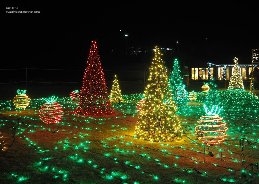「よつクリスマス イルミネーションズ2018」イベントリポート! [平成30年12月17日(月)更新]ワンダーファーム11