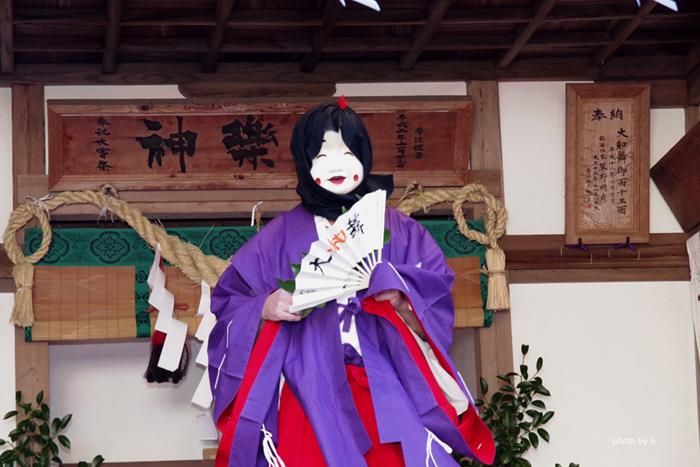 大國魂神社にて「初音祭」が執り行われました! [平成31年1月18日(金)更新]18