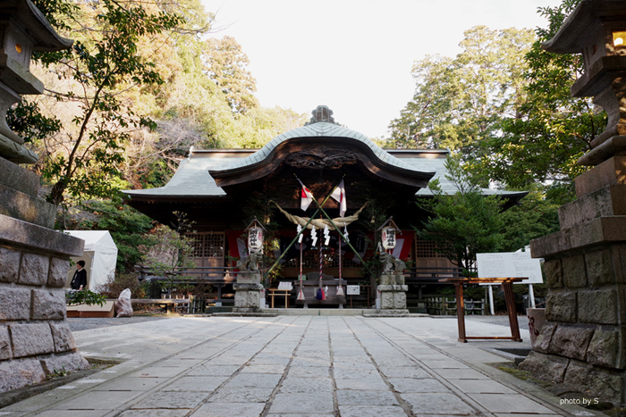 大國魂神社にて「初音祭」が執り行われました! [平成31年1月18日(金)更新]2