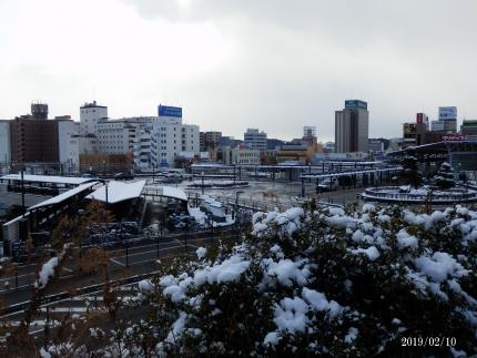 いわき駅20190210