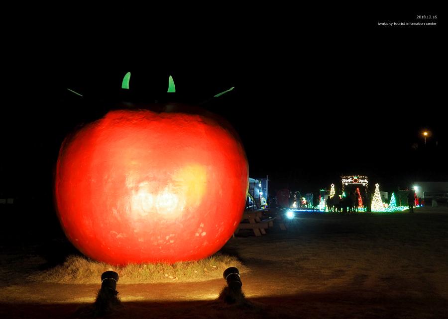 「よつクリスマス イルミネーションズ2018」イベントリポート! [平成30年12月17日(月)更新]ワンダーファーム1