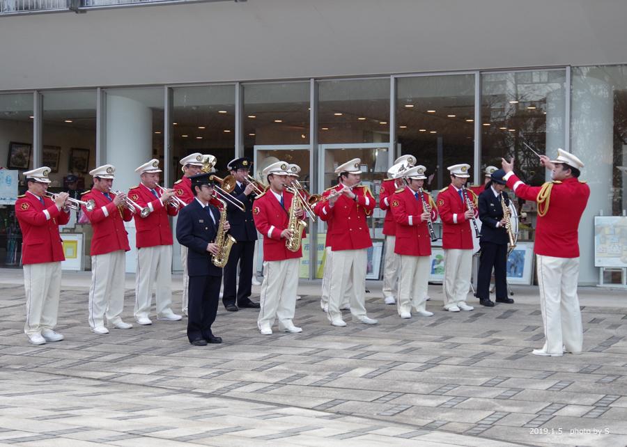 「平成31年いわき市消防出初式・はしご乗り」が行われました! [平成31年1月7日(月)更新]平中央公園3
