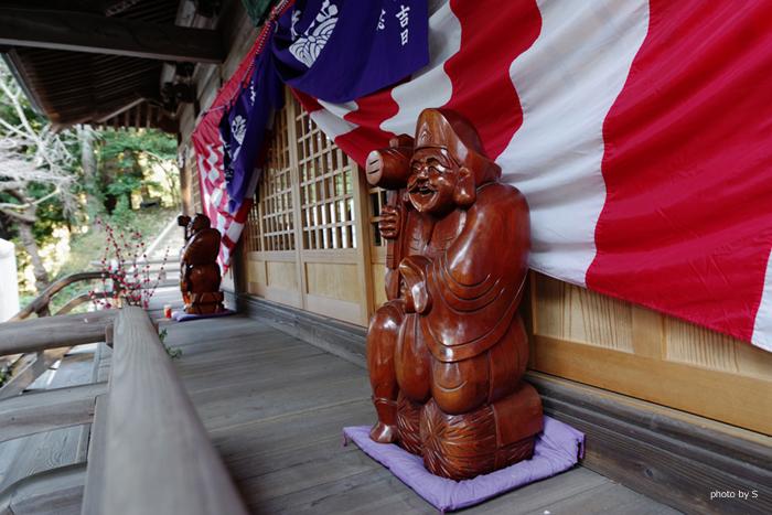 大國魂神社にて「初音祭」が執り行われました! [平成31年1月18日(金)更新]3