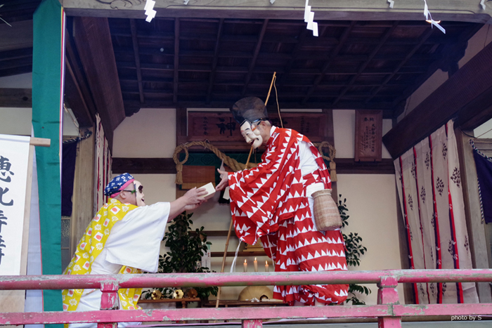 大國魂神社にて「初音祭」が執り行われました! [平成31年1月18日(金)更新]4