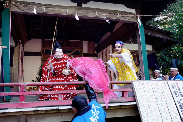 大國魂神社にて「初音祭」が執り行われました! [平成31年1月18日(金)更新]5