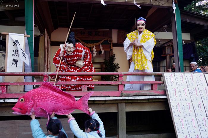 大國魂神社にて「初音祭」が執り行われました! [平成31年1月18日(金)更新]6