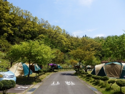 遠野オートキャンプ場