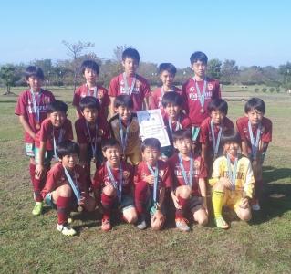 U-12 全日本少年サッカー 岐阜地区大会。